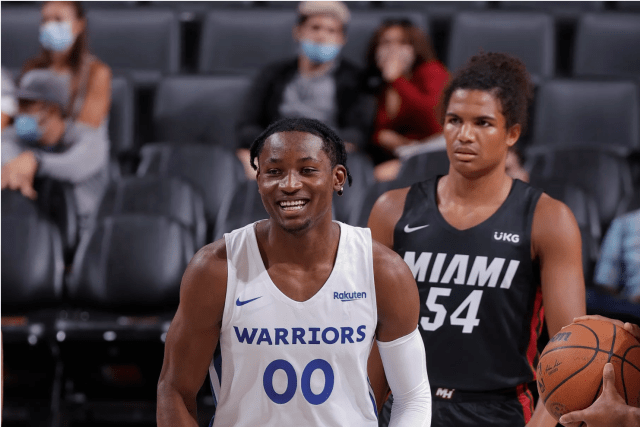 """The Warriors Have A New Rookie Who Has Been Named """"Kum Bucket"""""""