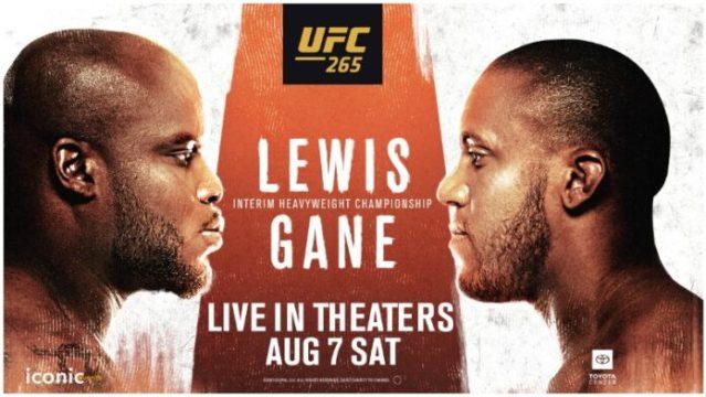 Breaking Down UFC 265: Lewis vs Gane