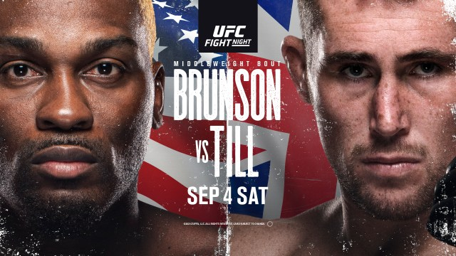 Breaking Down UFC Vegas 36: Brunson vs Till