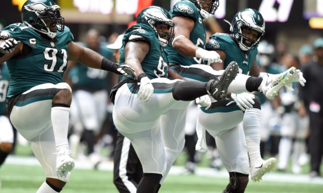 Eagles Are Off To A Kick Start