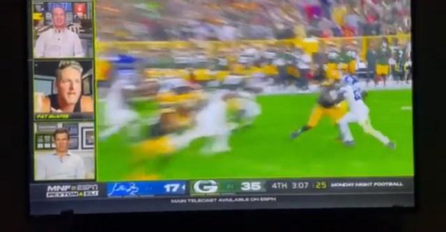 Peyton Manning Dropping A Hard F Bomb On Monday Night Football