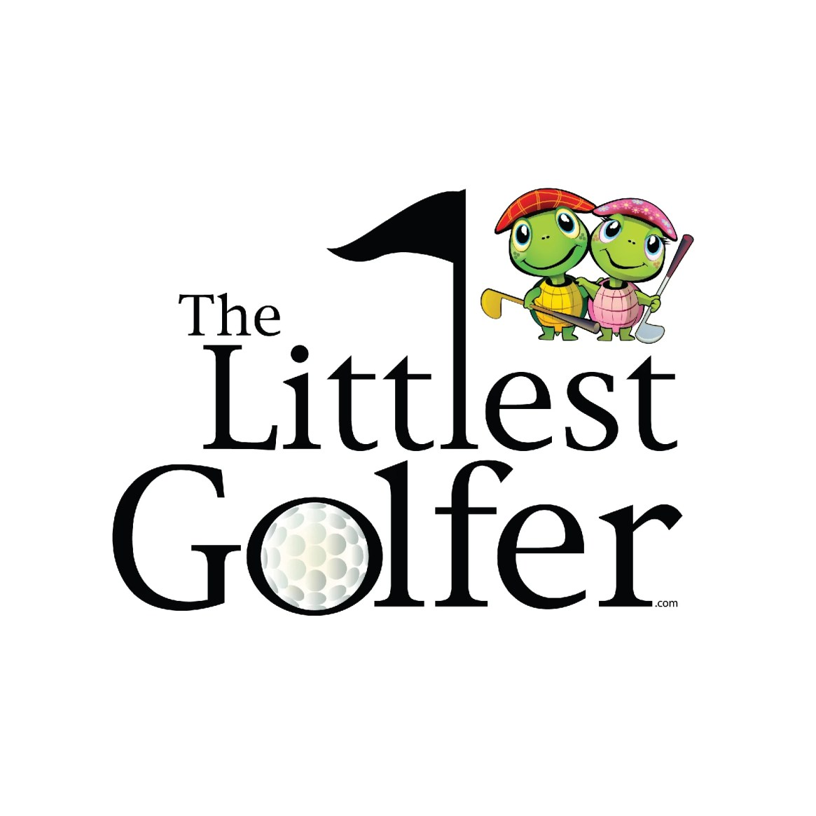 The Littlest Golfer Logo