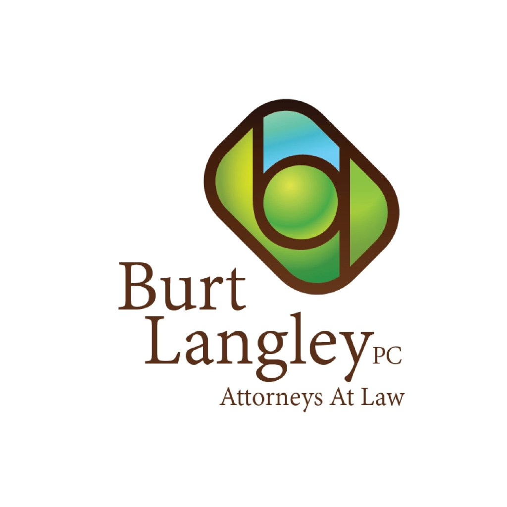 Burt Langley PC Attorneys At Law Logo