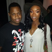 Brandy & Que Jackson/BE Magazine