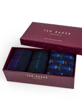 SWANLEY 3 pack organic sock set - 30 € - TED BAKER