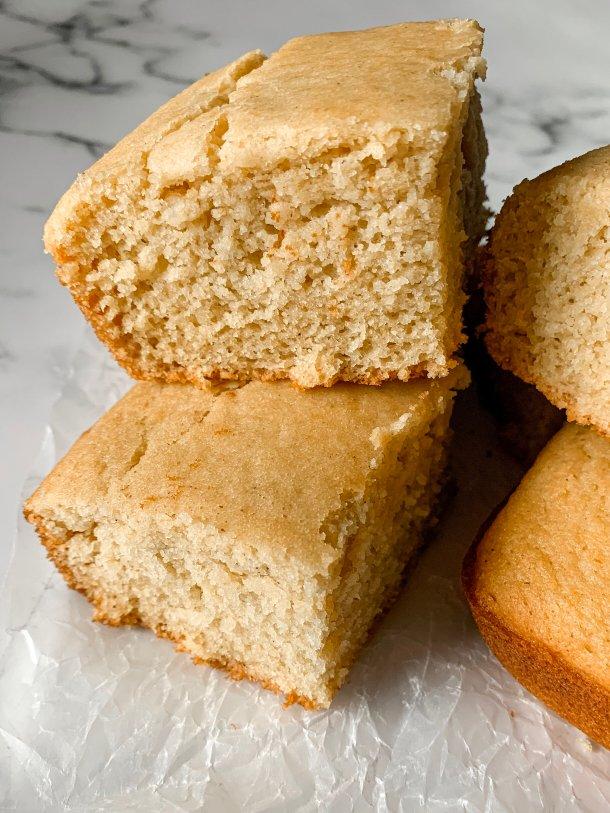 Gluten-free Honey Cornbread