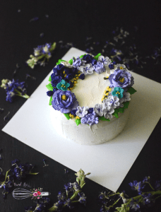 Prettiest cakes in Kolkata without the use of fondant