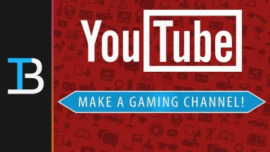 How To Start A Gaming YouTube Channel - Featured Image
