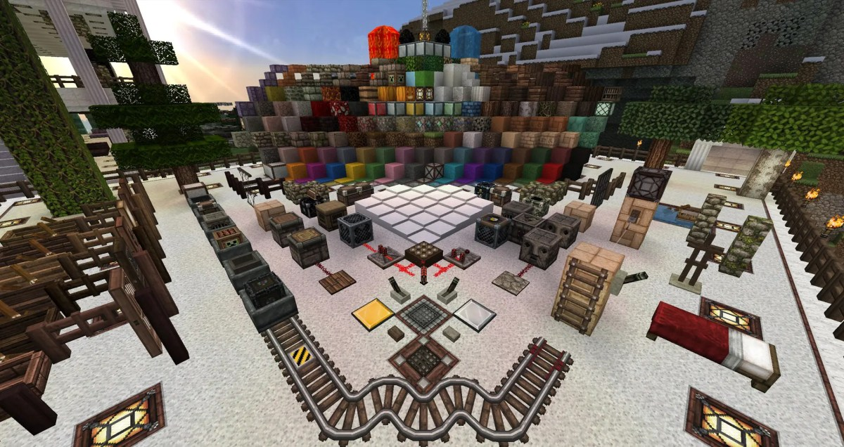 John Smith Legacy Resource Pack - Best Minecraft Resource Packs