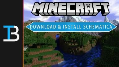 How To Download & Install Schematica in Minecraft