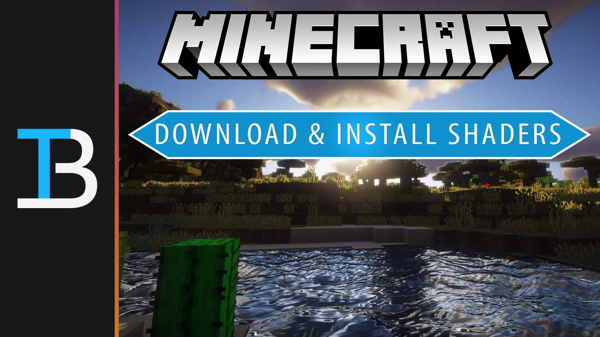 minecraft installing shaders