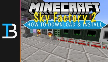 how to download sky factory 4 on pc