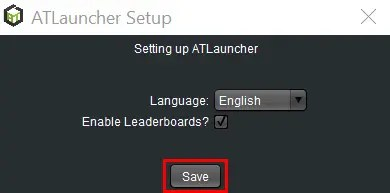 How To Setup The ATLauncher