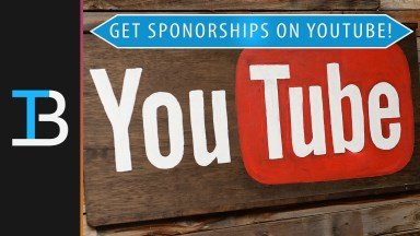 How To Get YouTube Sponsorships For Small Channels