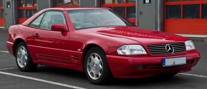 Mercedes SL - Look Rich for Cheap
