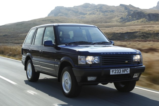 Look Rich For Cheap - P38 Range Rover
