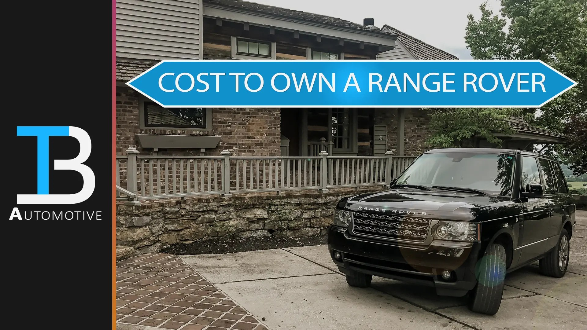 Cost To Own A Range Rover e of Year Ownership with the 2011 L322