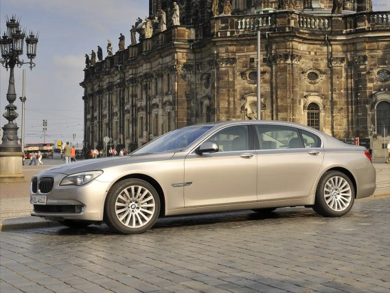 bmw 750li - used luxury cars that make you look wealthy