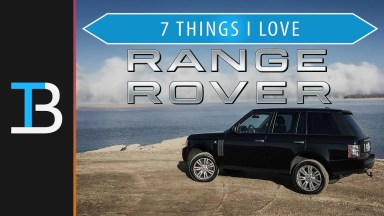 7 Things I Love About My Range Rover