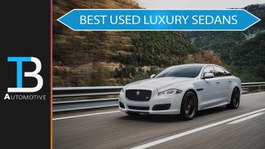 Best Used Luxury Sedans