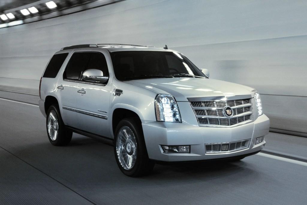 Cadillac Escalade - Best Used Luxury SUVs