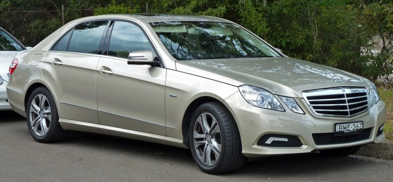 Mercedes-Benz - Best Used Luxury Sedans