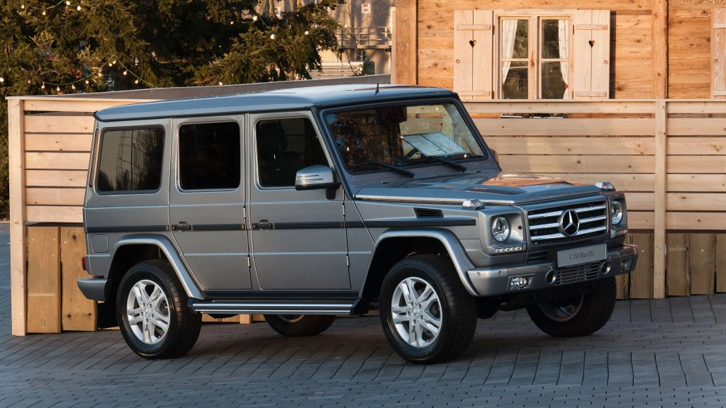 Mercedes-Benz G Class - Used Luxury Cars to Avoid