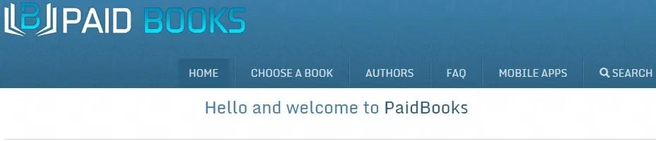 PaidBooks - Get Free Bitcoin While You Are Reading