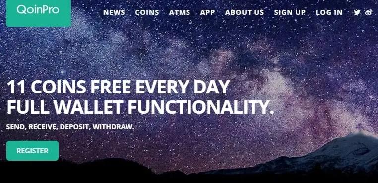 QoinPro - Earn Bitcoin Using Your Wallet