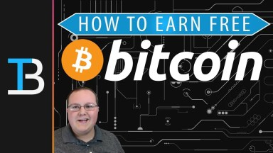How To Earn Free Bitcoin - Get Bitcoin For Free