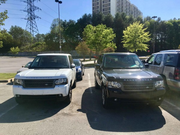 things every land rover owner should know - parking rules applied
