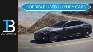 used luxury cars to avoid