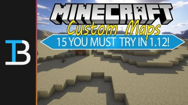 15 Custom Maps For Minecraft 1.12 That You Must Play!