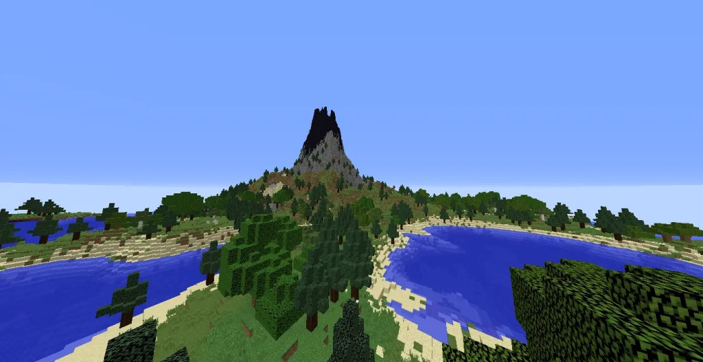 Volcano Minecraft Maps You Must Play