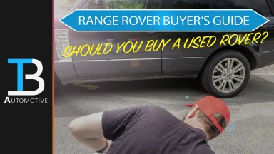 Used Range Rover Buyer's Guide