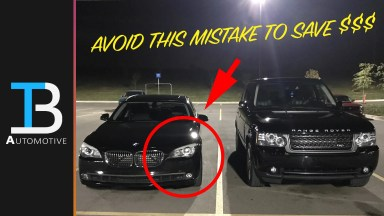 Mistakes to avoid when buying a used car