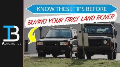 tips to know before buying your first land rover