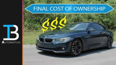 final cost of ownership bmw 428i 2014