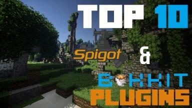 top 10 plugins for bukkit & spigot servers