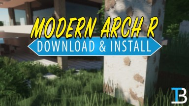 How To Download & Install Modern Arch R