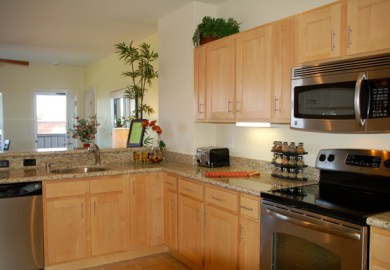 Photo Gallery Natural Maple Cabinets With St Cecilia Granite