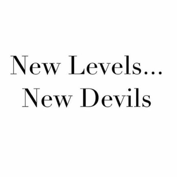 New level new devil