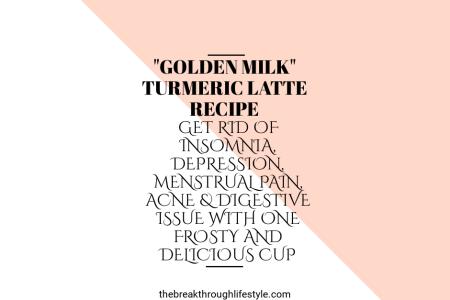 How to make turmeric latte recipe