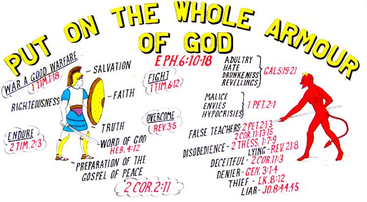 Full Armor of God