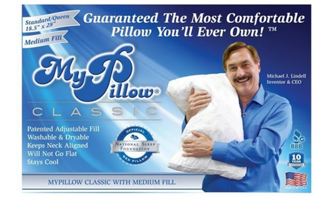 review of the my pillow the breast feeding blog