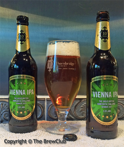 Thornbridge Vienna IPA The Brewclub