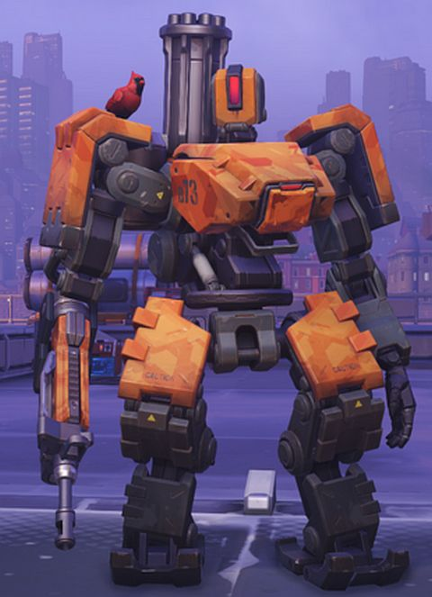 Bastion Blizzcon Skin : bastion, blizzcon, Exclusive, Overwatch, Available!