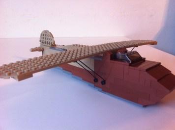 2. wide plane