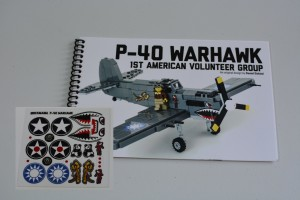 BM2064 - Booklet with Sticker Sheet