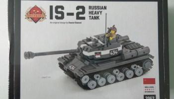 Brickmania Kit Review: T-34/76 Tank (2072) - The BrickHorse